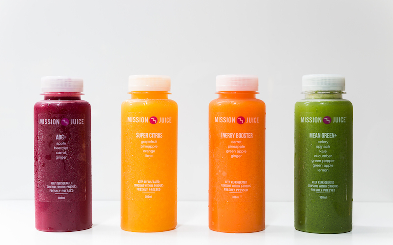 Cold Pressed Juice Slide 1