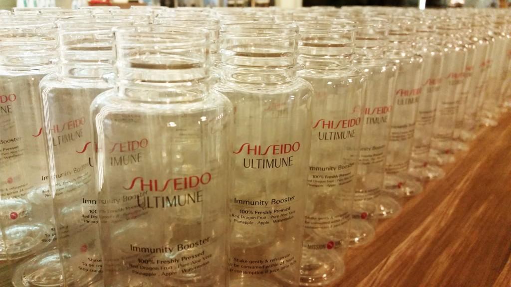 Shiseido Ultimune Bottles