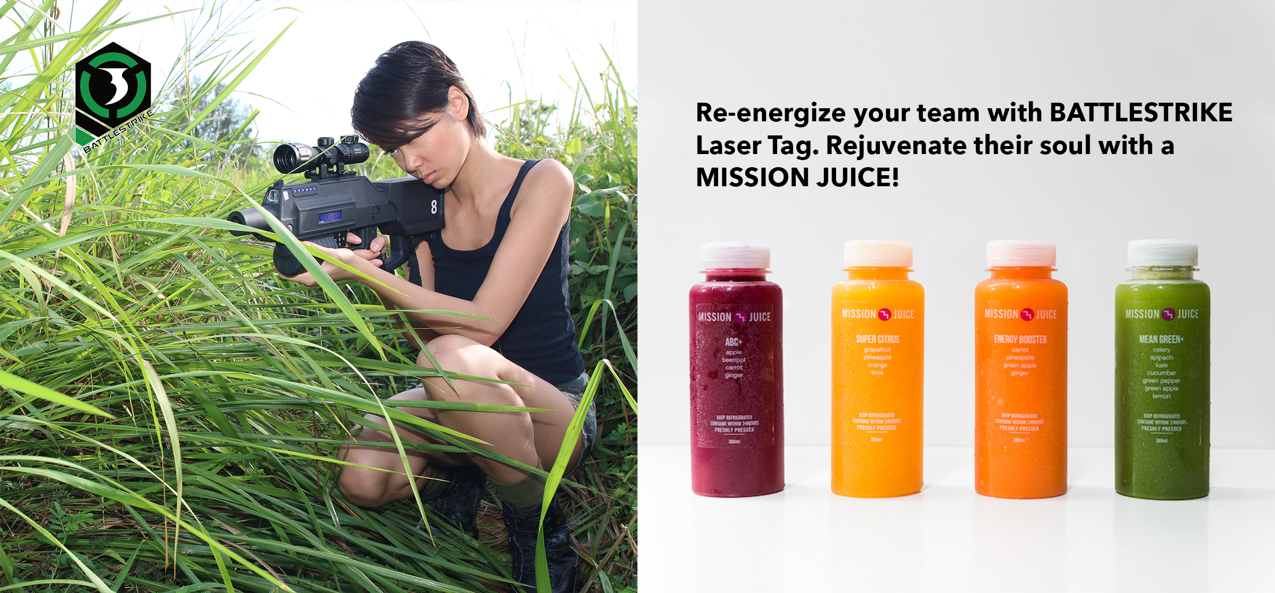 Mission Juice | Juice done right